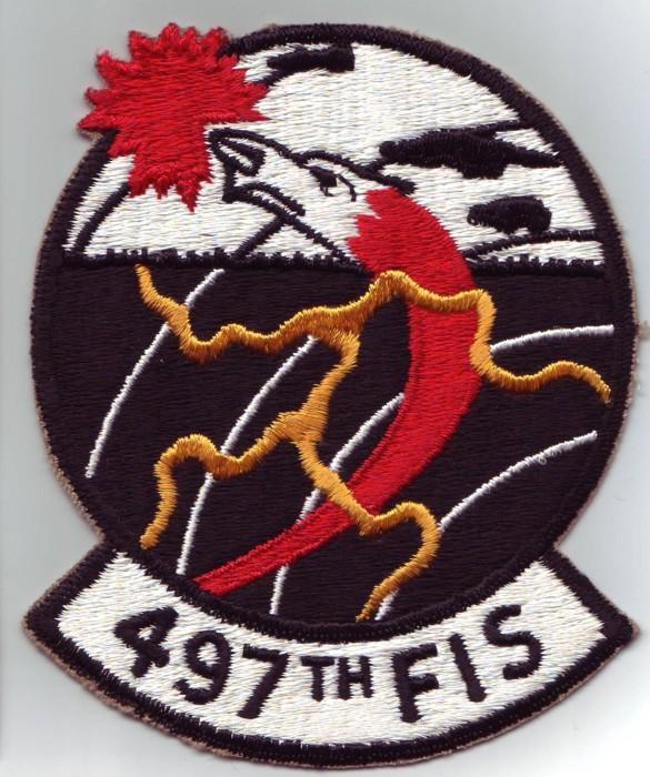 Patch 497thFIS