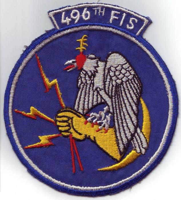 Patch 496thFIS